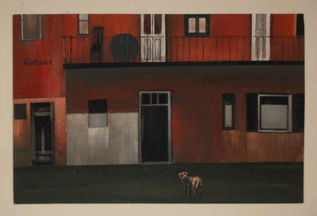 Nowotarski - Śląski blues – Czerwony dom