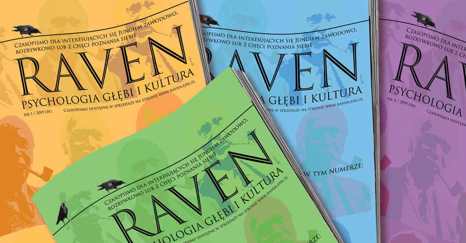 Raven psychologia głębi i kultura