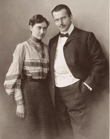 małżeństwo Jungów